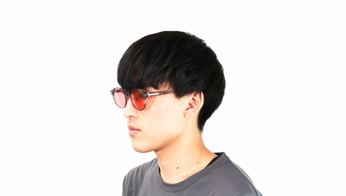 Oh My Glasses TOKYO omg-114sg Doris-GRY-50 [鯖江産/ボストン]  6