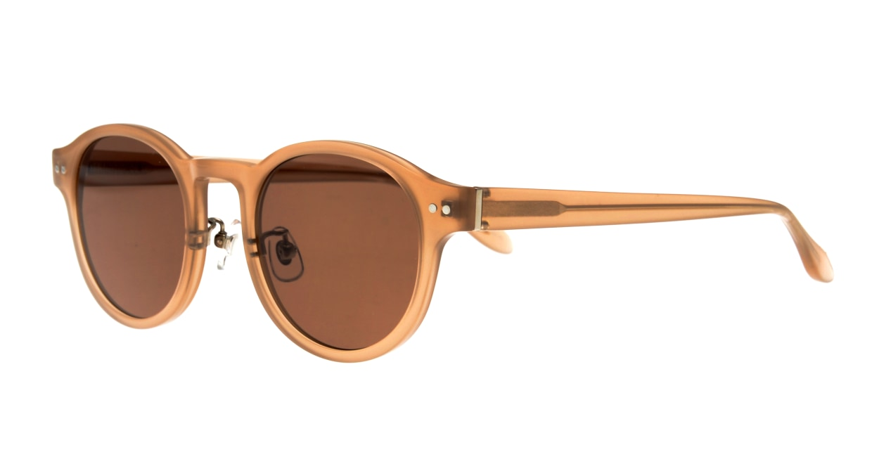 Oh My Glasses TOKYO omg-114sg Doris-BE-50 [鯖江産/ボストン]  1