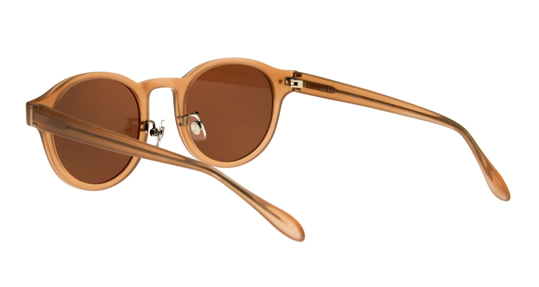 Oh My Glasses TOKYOomg-114sg-BE-50-Doris [鯖江産/ボストン]  3
