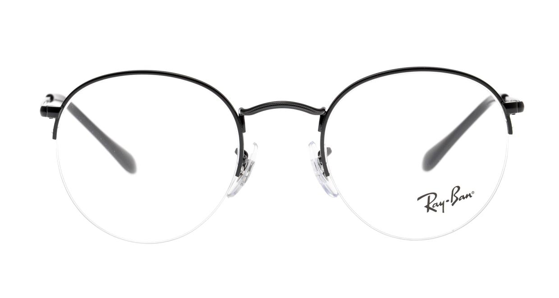 レイバン 0RX3947V-2509-48 [メタル/ハーフリム/丸メガネ]