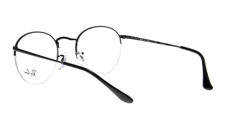 レイバン 0RX3947V-2509-48 [メタル/ハーフリム/丸メガネ]  3
