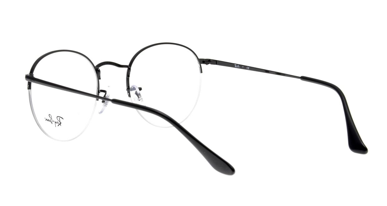 レイバン 0RX3947V-2509-51 [メタル/ハーフリム/丸メガネ]  3