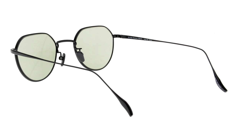 Oh My Glasses TOKYO Barry omg105-BKM-46-sun [メタル/鯖江産/ボストン]  3