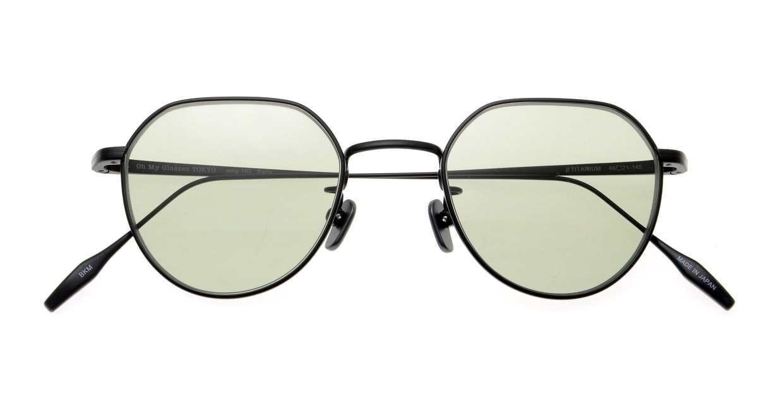 Oh My Glasses TOKYO Barry omg105-BKM-46-sun [メタル/鯖江産/ボストン]  4