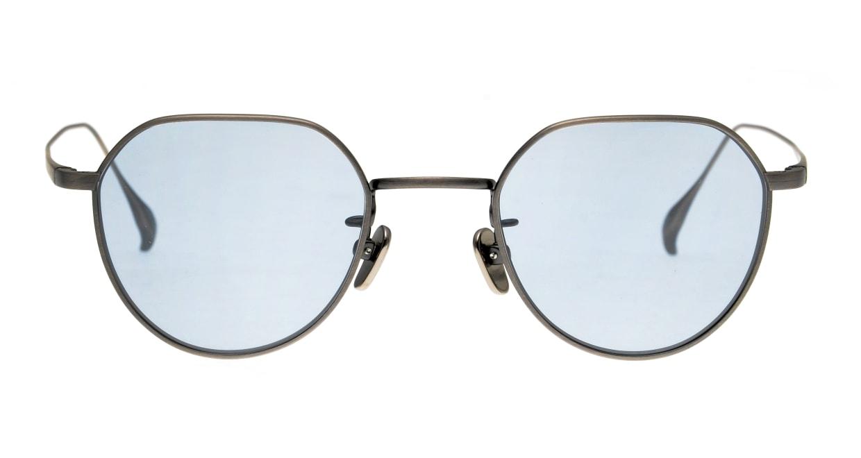 Oh My Glasses TOKYO Barry omg105-ATS-46-sun [メタル/鯖江産/ボストン]