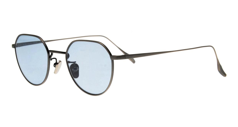 Oh My Glasses TOKYO Barry omg105-ATS-46-sun [メタル/鯖江産/ボストン]  1
