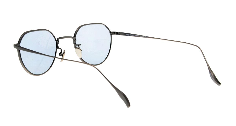 Oh My Glasses TOKYO Barry omg105-ATS-46-sun [メタル/鯖江産/ボストン]  3