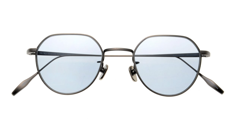 Oh My Glasses TOKYO Barry omg105-ATS-46-sun [メタル/鯖江産/ボストン]  4