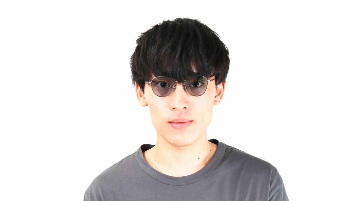 Oh My Glasses TOKYO Barry omg105-ATS-46-sun [メタル/鯖江産/ボストン]  5