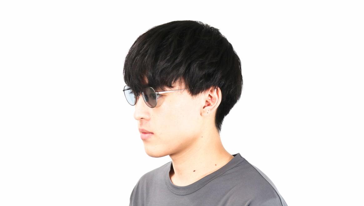 Oh My Glasses TOKYO Barry omg105-ATS-46-sun [メタル/鯖江産/ボストン]  6