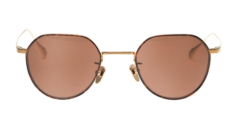 Oh My Glasses TOKYO Barry omg105-DM-46-sun [メタル/鯖江産/ボストン]
