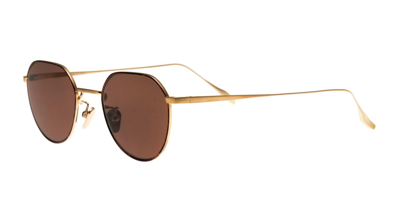 Oh My Glasses TOKYO Barry omg105-DM-46-sun [メタル/鯖江産/ボストン]  1