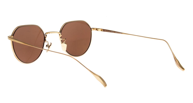 Oh My Glasses TOKYO Barry omg105-DM-46-sun [メタル/鯖江産/ボストン]  3