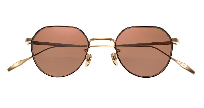 Oh My Glasses TOKYO Barry omg105-DM-46-sun [メタル/鯖江産/ボストン]  4