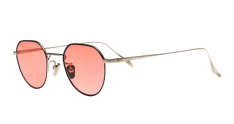 Oh My Glasses TOKYO Barry omg105-NV-46-sun [メタル/鯖江産/ボストン]  1
