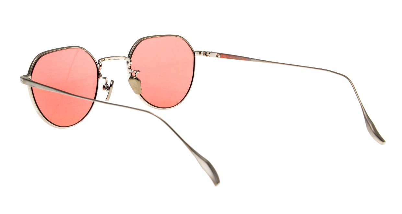 Oh My Glasses TOKYO Barry omg105-NV-46-sun [メタル/鯖江産/ボストン]  3