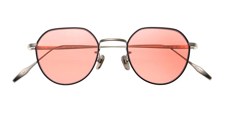 Oh My Glasses TOKYO Barry omg105-NV-46-sun [メタル/鯖江産/ボストン]  4