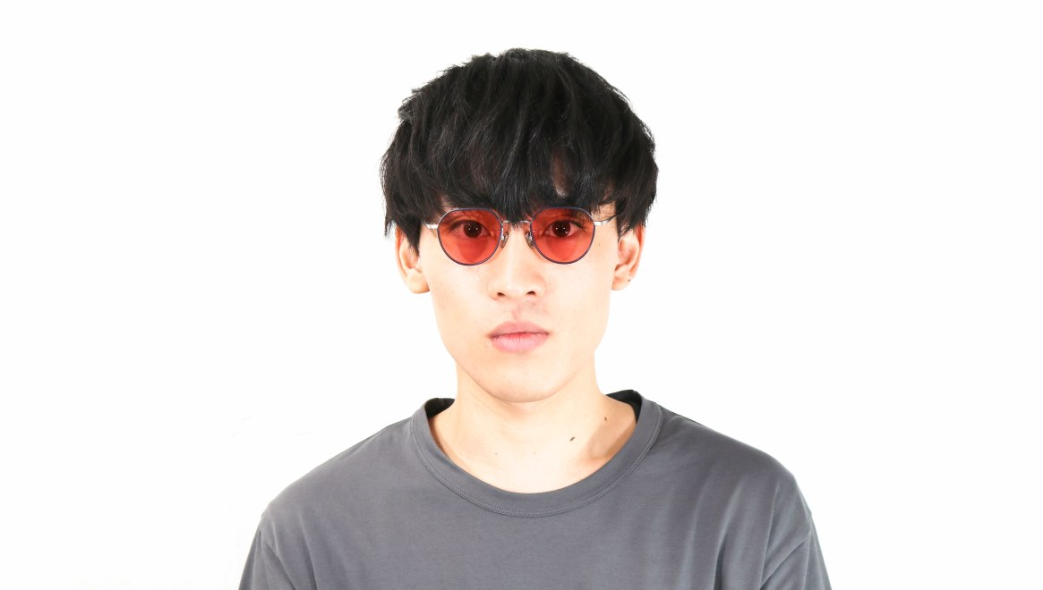 Oh My Glasses TOKYO Barry omg105-NV-46-sun [メタル/鯖江産/ボストン]  5
