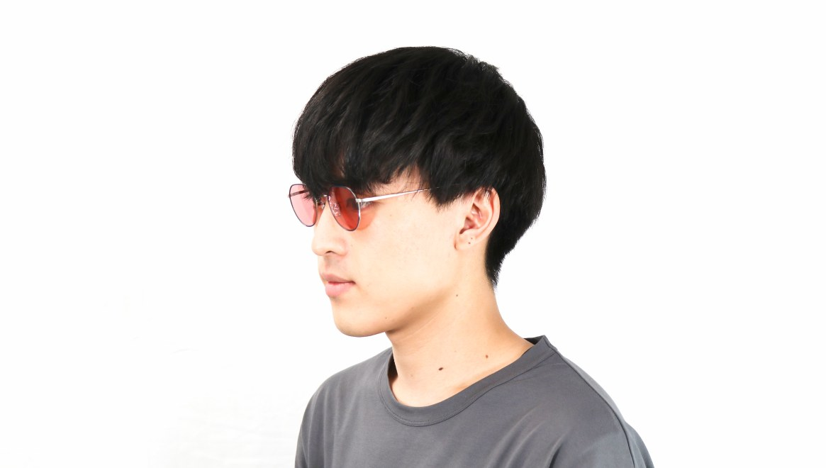 Oh My Glasses TOKYO Barry omg105-NV-46-sun [メタル/鯖江産/ボストン]  6