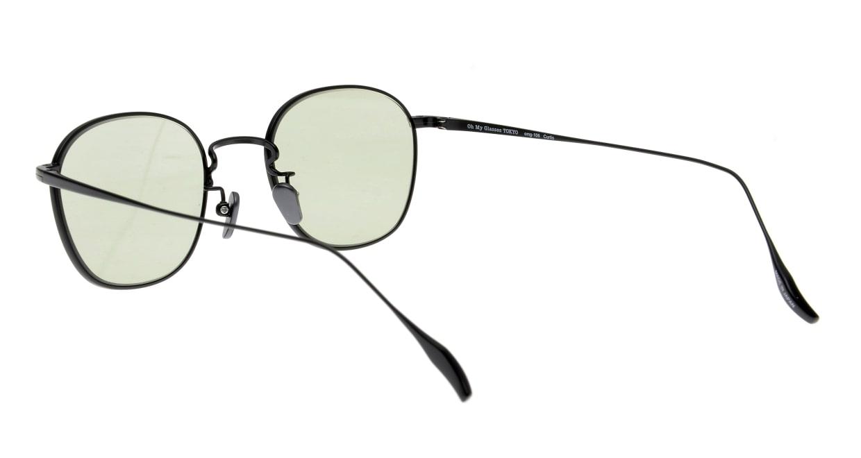 Oh My Glasses TOKYO Curtis omg106-BKM-47-sun [メタル/鯖江産/ボストン]  3
