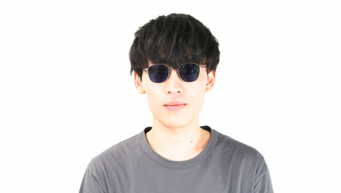 Oh My Glasses TOKYO Curtis omg106-ATG-47-sun [メタル/鯖江産/ボストン]  5