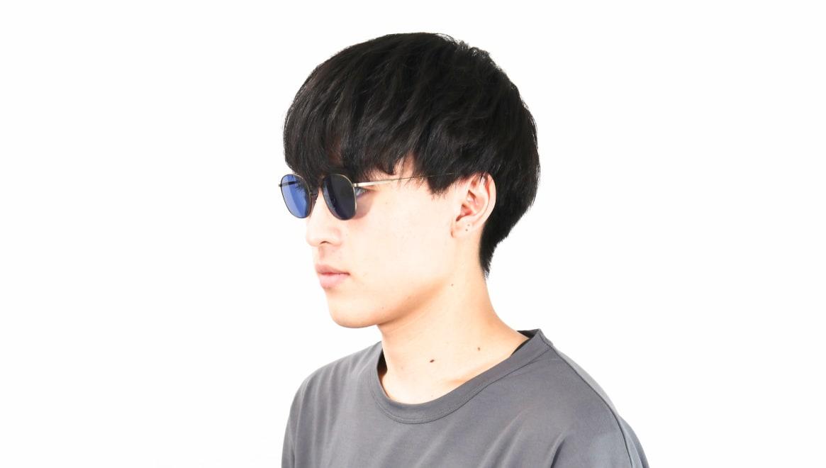 Oh My Glasses TOKYO Curtis omg106-ATG-47-sun [メタル/鯖江産/ボストン]  6