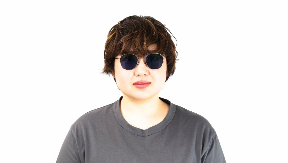 Oh My Glasses TOKYO Curtis omg106-ATG-47-sun [メタル/鯖江産/ボストン]  7