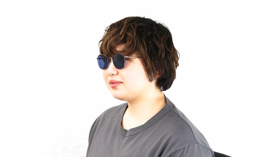 Oh My Glasses TOKYO Curtis omg106-ATG-47-sun [メタル/鯖江産/ボストン]  8