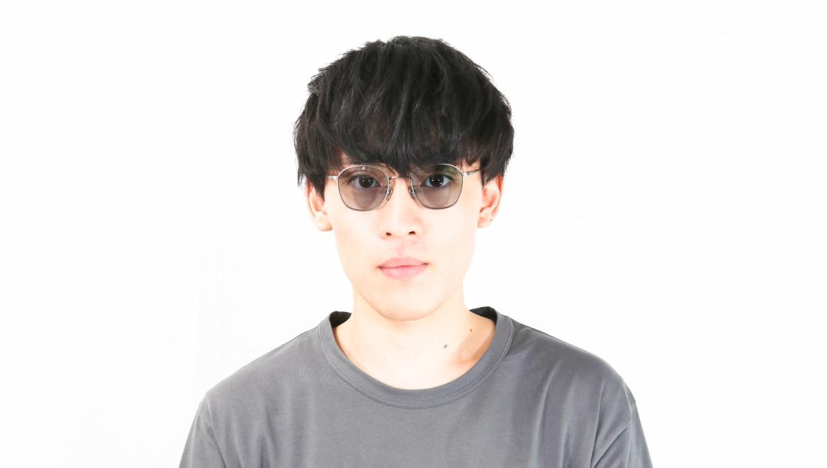 Oh My Glasses TOKYO Curtis omg106-ATS-47-sun [メタル/鯖江産/ボストン]  5