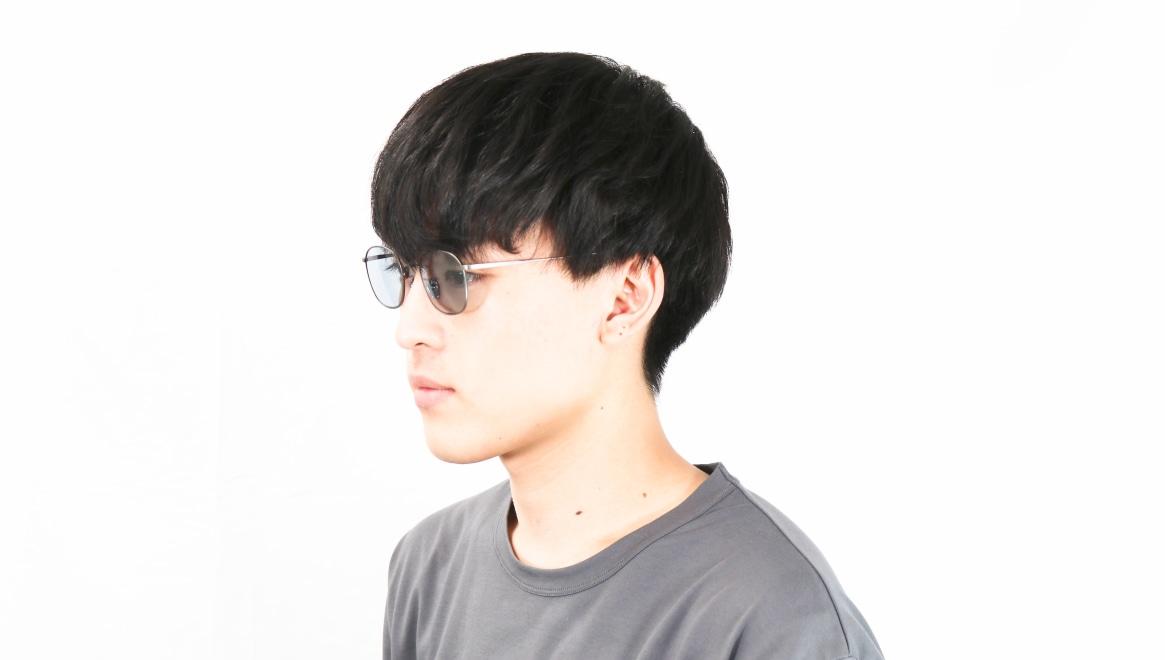 Oh My Glasses TOKYO Curtis omg106-ATS-47-sun [メタル/鯖江産/ボストン]  6