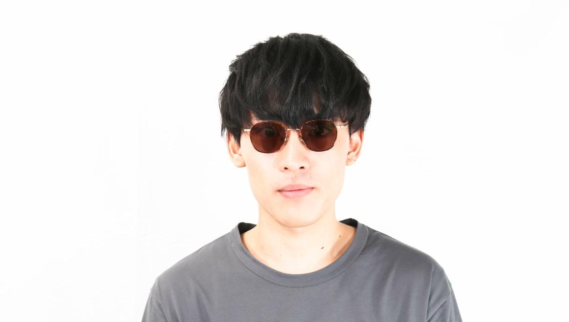 Oh My Glasses TOKYO Curtis omg106-DM-47-sun [メタル/鯖江産/ボストン]  5
