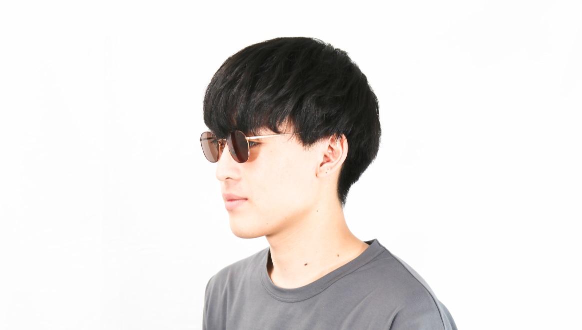 Oh My Glasses TOKYO Curtis omg106-DM-47-sun [メタル/鯖江産/ボストン]  6