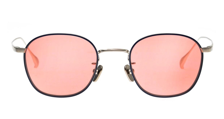 Oh My Glasses TOKYO Curtis omg106-NV-47-sun [メタル/鯖江産/ボストン]