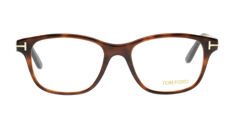 トムフォード FT5196-052-53 [ウェリントン/茶色]