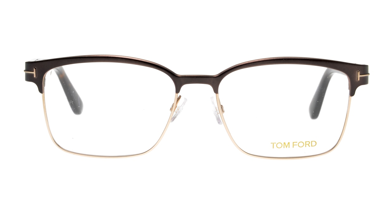 トムフォード FT5323-048ー54 [黒縁/ウェリントン]