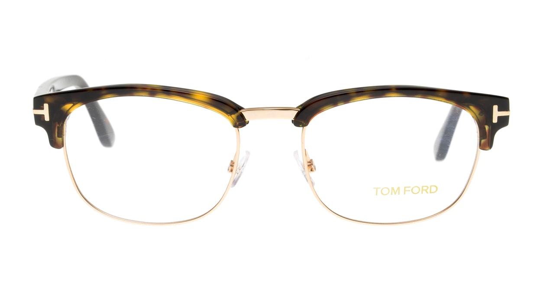トムフォード FT5458-052-51 [ウェリントン/べっ甲柄]
