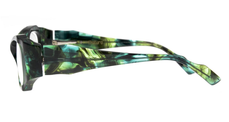 モンキーフリップ Datura-5 [スクエア/緑]  2