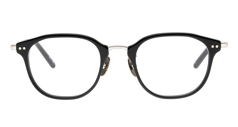 seem Oh My Glasses TOKYO Sarah omg-120-BKS-48 [黒縁/鯖江産/ウェリントン]