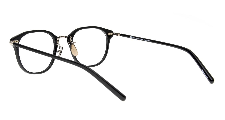 seem Oh My Glasses TOKYO Sarah omg-120-BKS-48 [黒縁/鯖江産/ウェリントン]  3