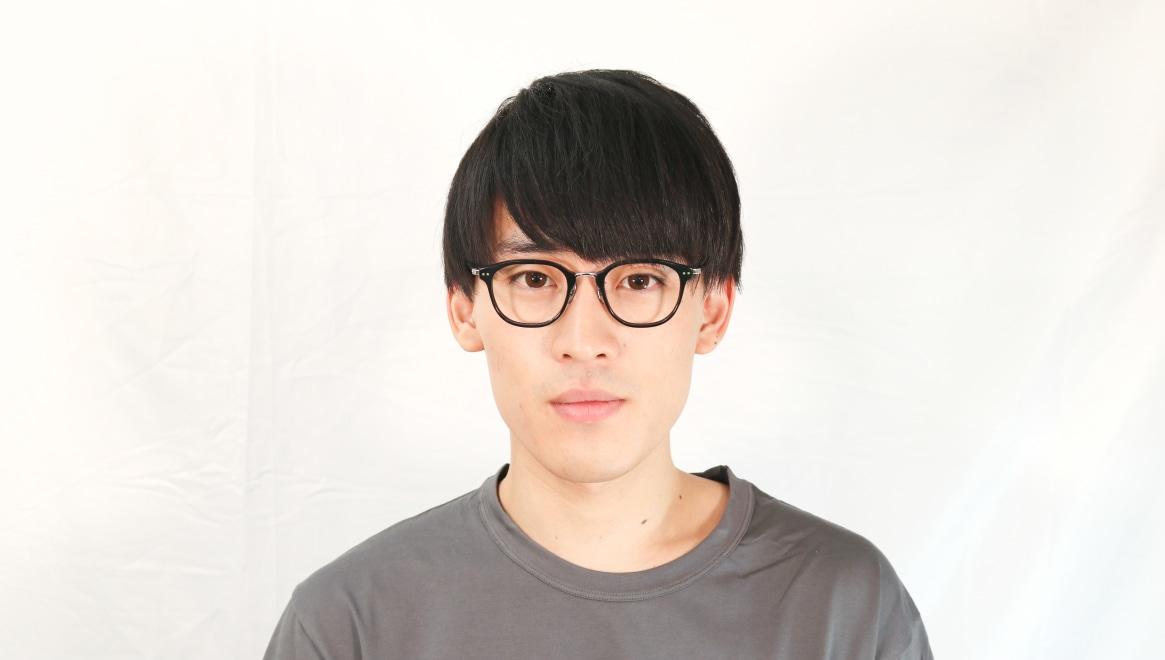 seem Oh My Glasses TOKYO Sarah omg-120-BKS-48 [黒縁/鯖江産/ウェリントン]  5