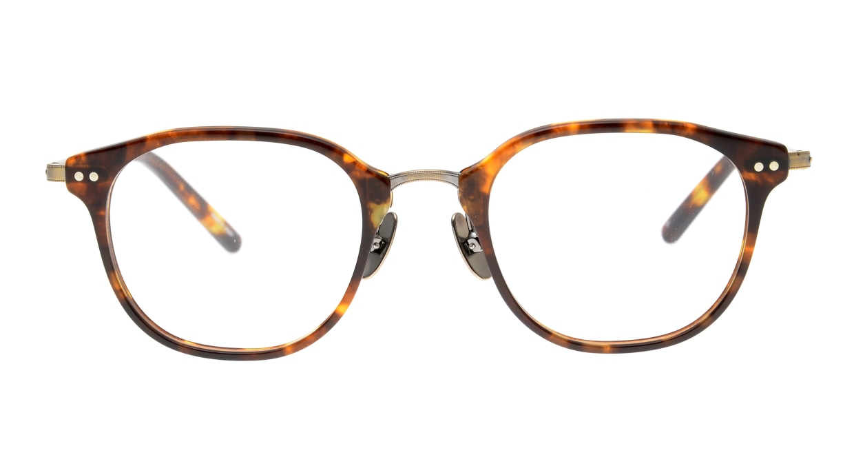 seem Oh My Glasses TOKYO Sarah omg-120-DM-48 [鯖江産/ウェリントン/べっ甲柄]