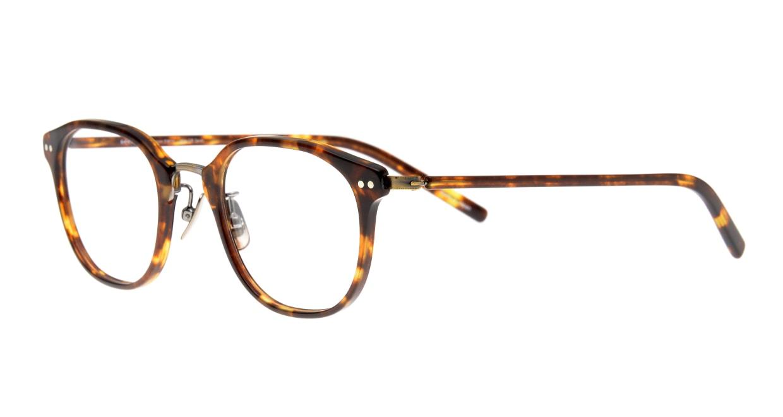 seem Oh My Glasses TOKYO Sarah omg-120-DM-48 [鯖江産/ウェリントン/べっ甲柄]  1