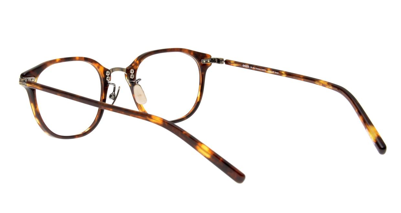 seem Oh My Glasses TOKYO Sarah omg-120-DM-48 [鯖江産/ウェリントン/べっ甲柄]  3