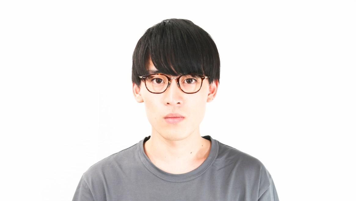 seem Oh My Glasses TOKYO Sarah omg-120-DM-48 [鯖江産/ウェリントン/べっ甲柄]  5