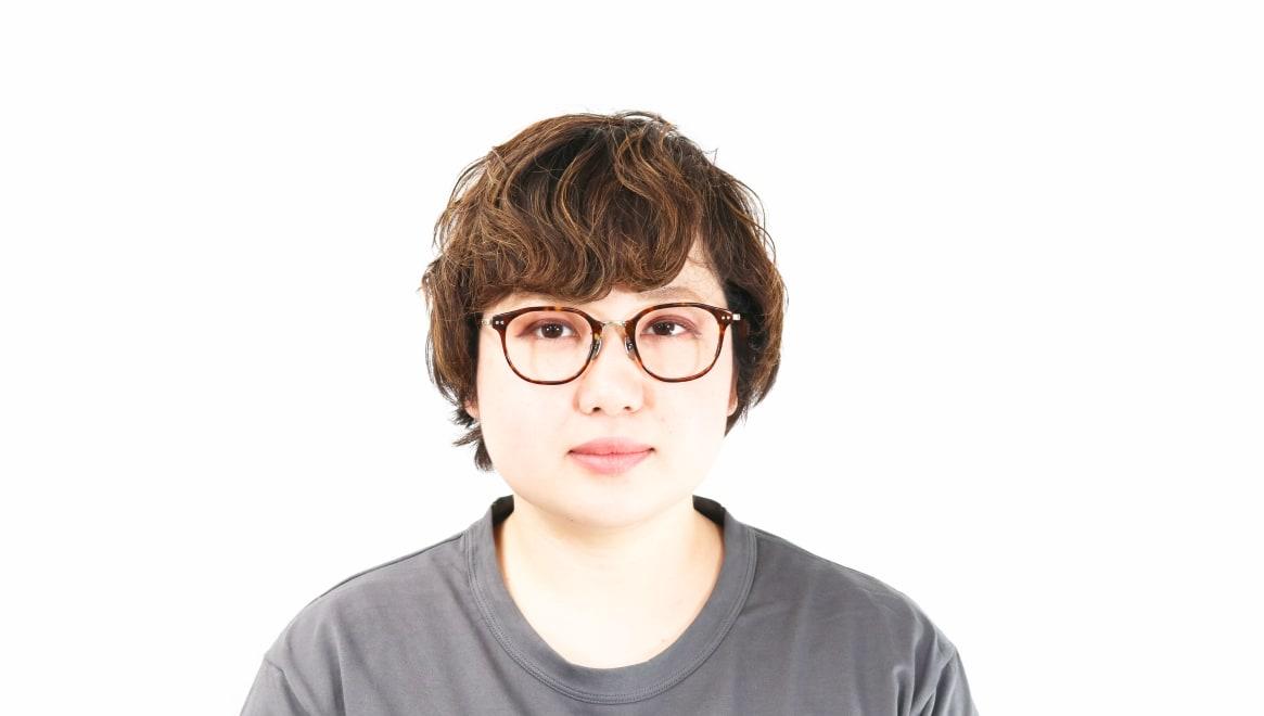 seem Oh My Glasses TOKYO Sarah omg-120-DM-48 [鯖江産/ウェリントン/べっ甲柄]  7