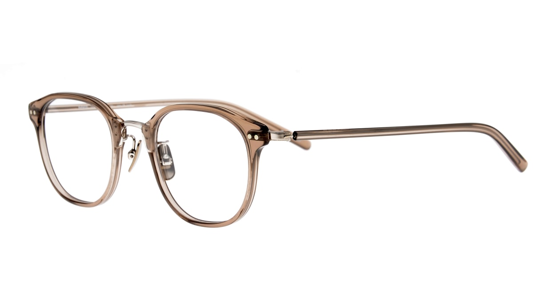 seem Oh My Glasses TOKYO Sarah omg-120-GRY-48 [鯖江産/ウェリントン/グレー]  1