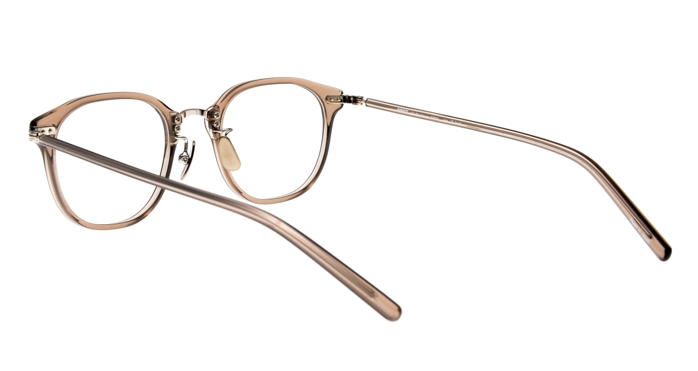 seem Oh My Glasses TOKYO Sarah omg-120-GRY-48 [鯖江産/ウェリントン/グレー]  3