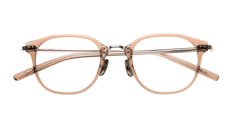 seem Oh My Glasses TOKYO Sarah omg-120-GRY-48 [鯖江産/ウェリントン/グレー]  4
