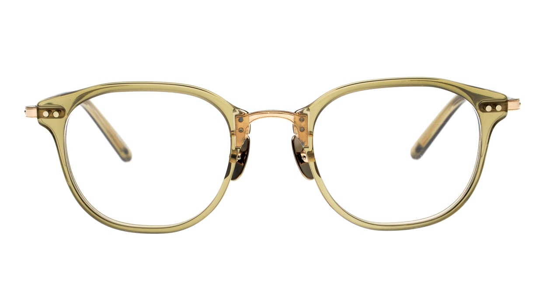 seem Oh My Glasses TOKYO Sarah omg-120-OL-48 [鯖江産/ウェリントン/緑]