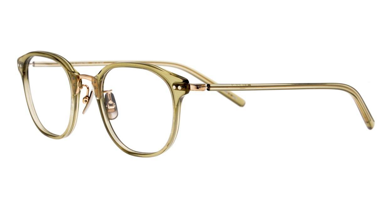 seem Oh My Glasses TOKYO Sarah omg-120-OL-48 [鯖江産/ウェリントン/緑]  1